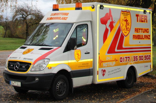 Ambulanter Tierfahrdienst